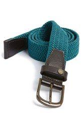 Ted Baker London 'Lastick' Woven Belt