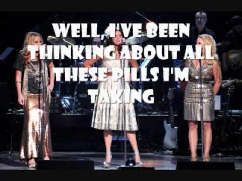 Oddly enough this was how I felt for a long time - and then I got sunshine and I feel magical. Pistol Annies - Housewife's Prayer [Lyrics On Screen]