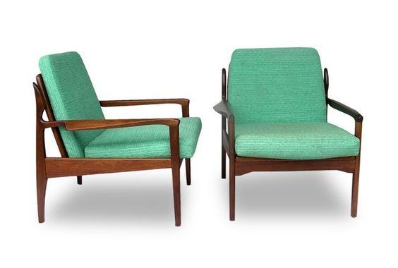 Fler Narvik Lounge chairs