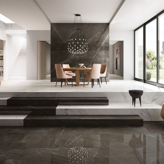 Image Result For Armani Grey Marble Feature Wall Grey Marble