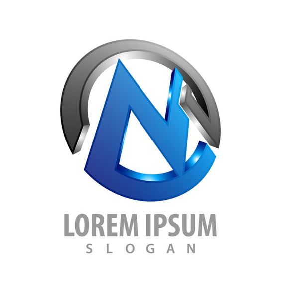 دائرة أول حرف م الشعار رمز مفهوم تصميم الجرافيك Logo Concept Concept Design Lettering