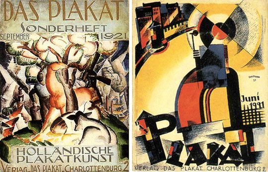 Nazi Plundered Poster Collection Finally Returned on http://imprint.printmag.com
