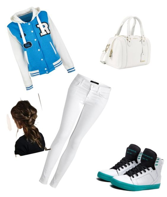 """""""Normal day"""" by krazykatherine ❤ liked on Polyvore"""