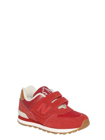 new balance 574 canvas Sneakers