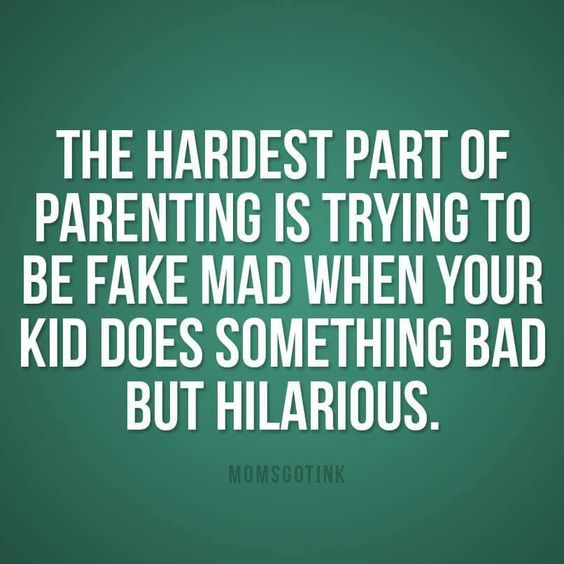 Hardest part of parenting