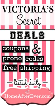 In addition to free shipping, Angels earn one point for every dollar. Once you reach points, you'll get a special reward! To receive other coupons and offers from Victoria's Secret, sign up in-store or online for their newsletter or mail subscription. It's free! FUN FACTS Sorry to .