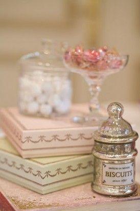 Décoration pastel et féerie