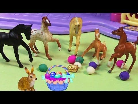 Roblox Horse World Egg Hunt Gold Easter Egg Hunt Breyer Mini Whinnies Horses Youtube Gold Easter Eggs Easter Egg Hunt Set Honey