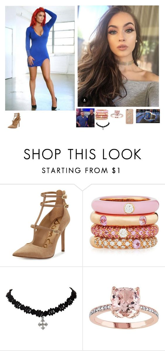 """""""🇲🇽Sammy 🇲🇽-Night Off?"""" by banks-on-it ❤ liked on Polyvore featuring Sam Edelman, Adolfo Courrier and MICHAEL Michael Kors"""