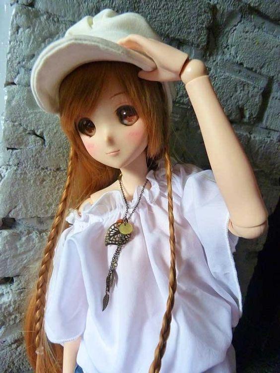 Mirai Suenaga Smart Doll by Aideen