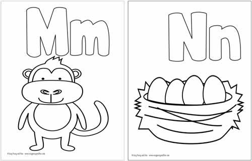 Free Printable Alphabet Coloring Pages Alphabet Coloring Pages Alphabet Printables Alphabet Coloring