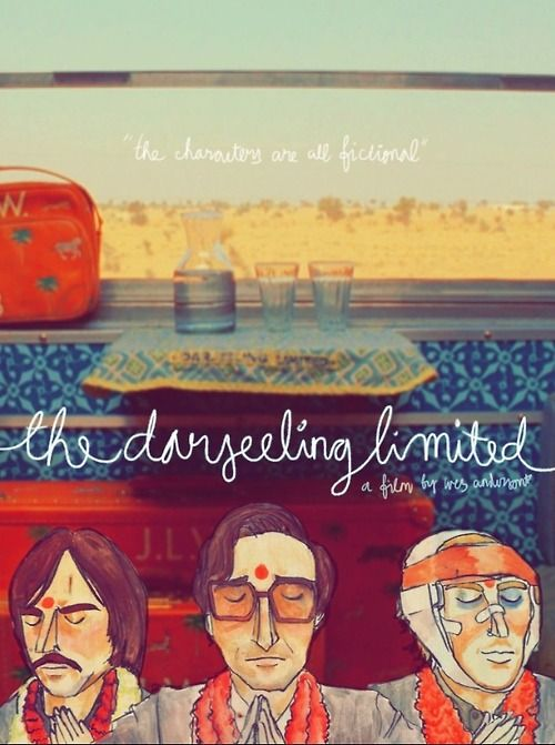 The Darjeeling Limited by Marinaesque