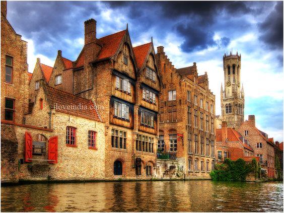 #Bruges #Belgium: Brugge Belgium, Travel Places, Favorite Places Spaces, Used Belgium, Bruge Belgium, Places You Ll, Beautiful Places, Places I Ve