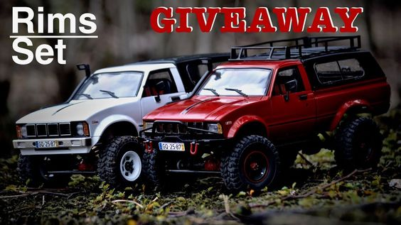 Wpl Trucks On The Trail And Giveaway 2speed Gearbox And 180motor Brinquedos