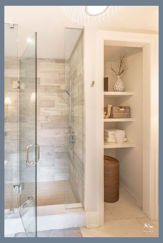 25 Small Bathroom Design Ideas That Will Make A Huge Impact Godiygo Com Bathroom Remodel Shower Bathroom Remodel Master Shower Remodel