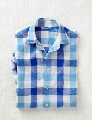 Classic gingham writ really large