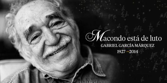 ¡ADIÓS, MAESTRO GABO! Gabriel García Márquez, nobel colombiano, murió a los 87 años