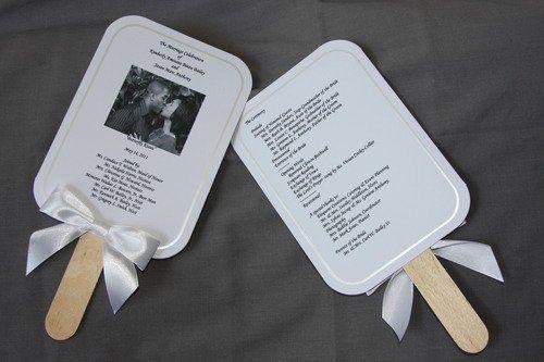 Wedding Program Fan Kit Unique Amazon Wilton Print Your Own Fan Kit Printable Hand Wedding Program Fans Wedding Fans Wedding Programs