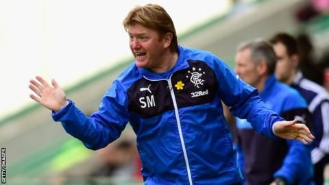 Stuart McCall: Bradford City appoint Scotland coach as manager for second time