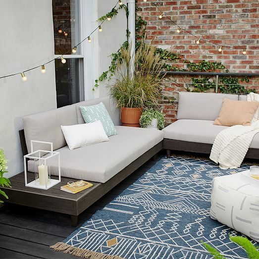 Modular Portside Low Outdoor Sectional Outdoor Furniture Covers Outdoor Furniture Furniture
