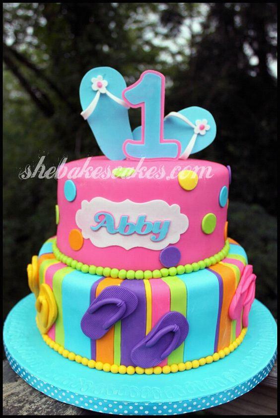 Arianna Birthday Cake