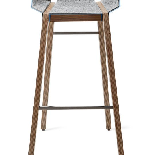 Tonon Up Chair 917 11 Wood Tonon Designer Stuhl Nussbaum Mbzwo Bank