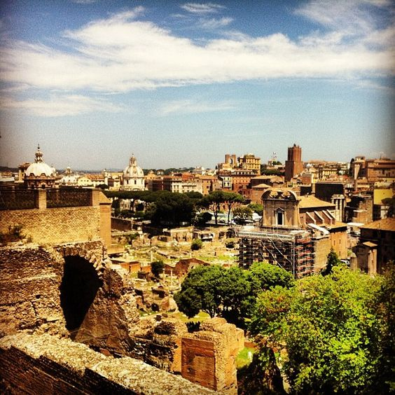 Rome from above #travel