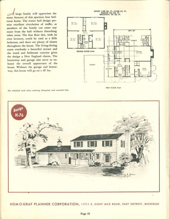 30 Prize Winning Homes : 1950