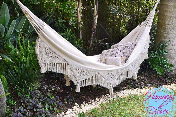 Santander double hammock