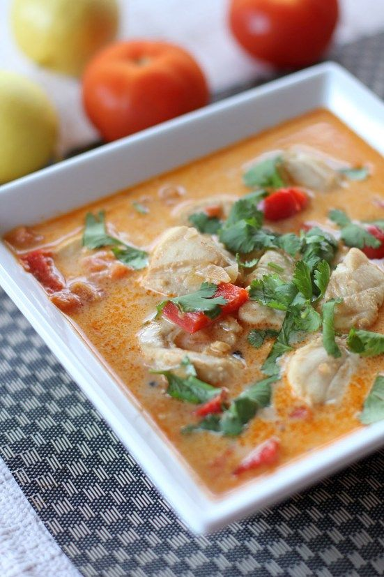 Brazilian Fish Stew) _ Moqueca is a traditional Brazilian seafood stew ...