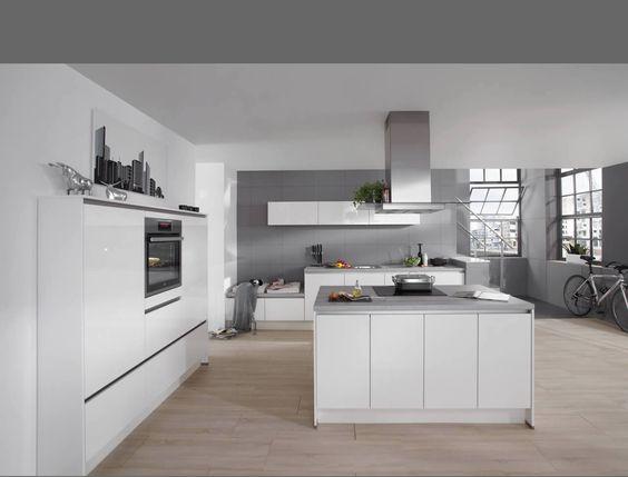 nobilia Küchen - kitchens - nobilia Produkte Keittiöitä - schüller küchen fronten