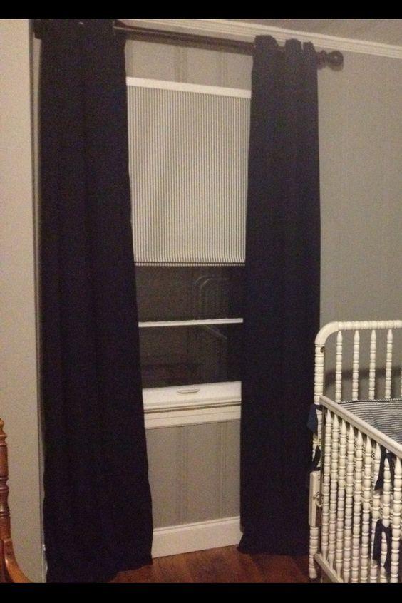 Curtains Ideas curtain rod roman shades : Roman shades, Shades and Curtains on Pinterest