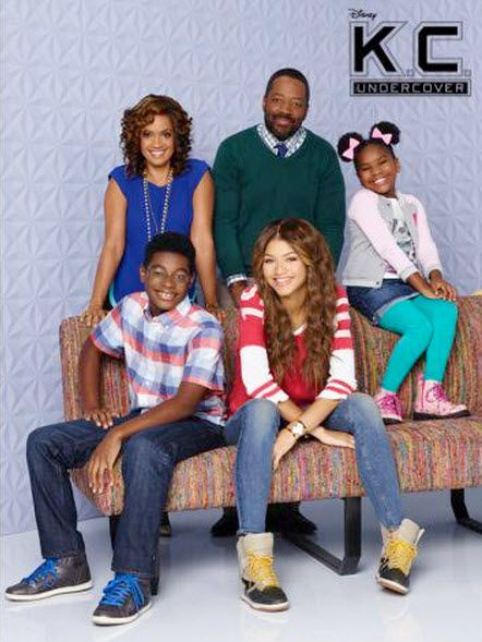 """Videos: """"K.C. Undercover"""" Cast Visited With Mingle Media TV About Their Disney Channel Show January 2015"""