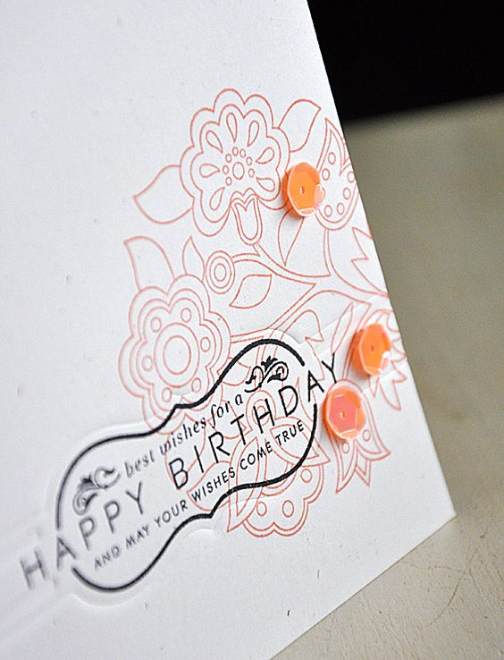 Simply Stamped: Papertrey Ink January Release Projects