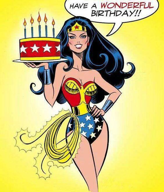 Wishing Mark MS a Golden Lassos & Skimpy Costumes -type Birthday! -✯-