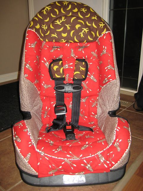 Why did I not think of this??? For a whole year I used an ugly stroller and car seat for my dd