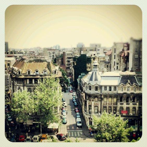 Bucharest via instagram