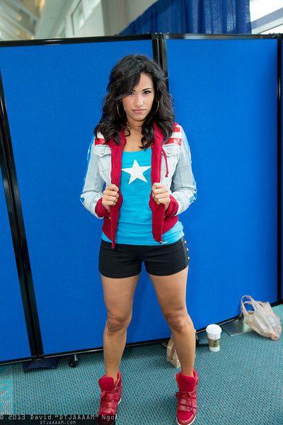 Miss America Chavez | SDCC 2013: