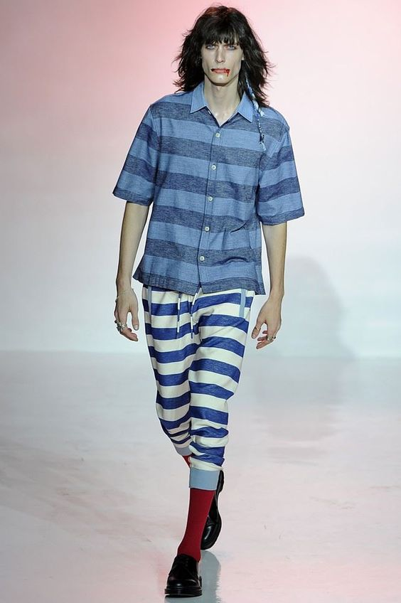 Thaddeus ONeil Spring Summer 2016 Primavera Verano #Menswear #Trends #Moda Hombre - New York Fashion Week - M.F.T.