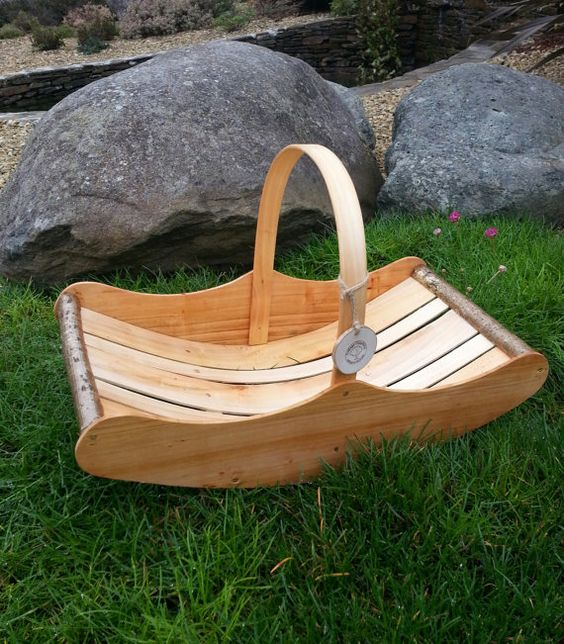 Garden Wooden Trug Bliss And 28 Images Gift Guide
