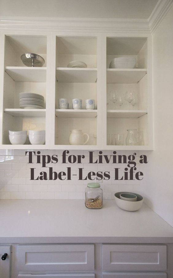 Living the Label-less Life: