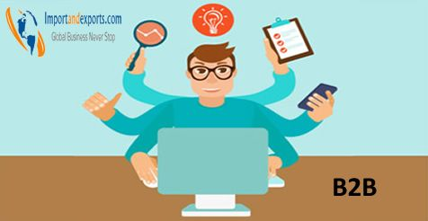 This Business Listing Offers The Best B2b Portal In Usa Market To Not Only Expand Your Business O Social Media Time Management Self Employment Freelancing Jobs