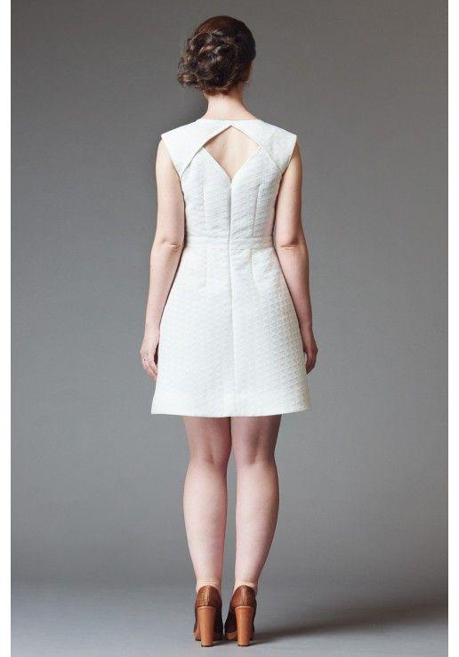 Patron Couture Robe Belladone Deer And Doe Fancy Dress Patterns Dresses Dress Pattern