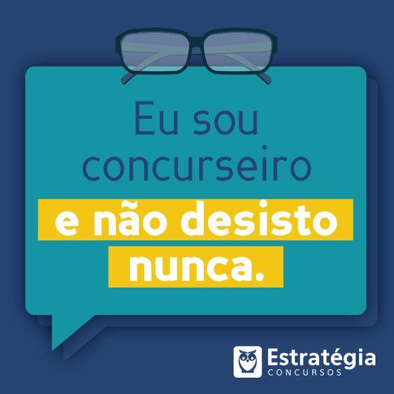 #concurseiro que é #concurseiro não se abate frente às dificuldades! E bora estudar!