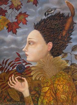 AUTUMN BY GINA LITHERLAND: