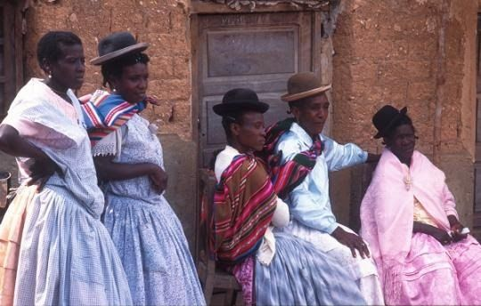 Afro-Bolivian people