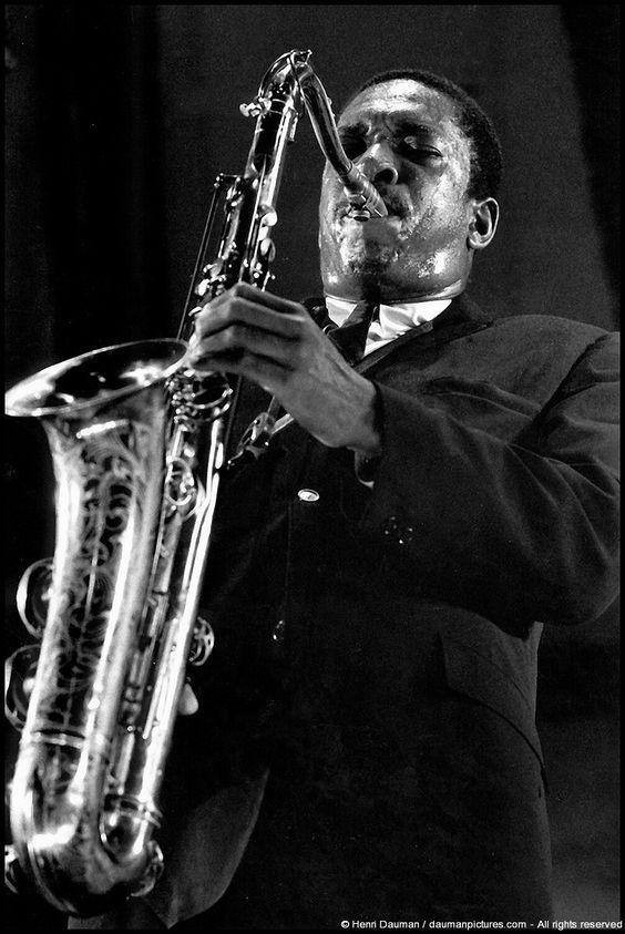 john coltrane | John Coltrane, 1960 | KROUTCHEV PLANET PHOTO