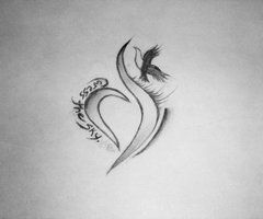 Eating Disorder Strength Tattoo Designs