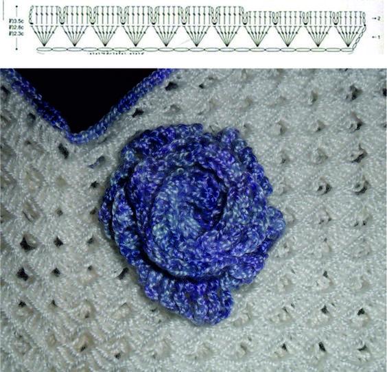 15.Flor de aplique