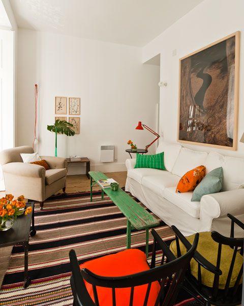 Baixa House - Apartamentos con servicio en alquiler en Lisboa ::: 1ª planta